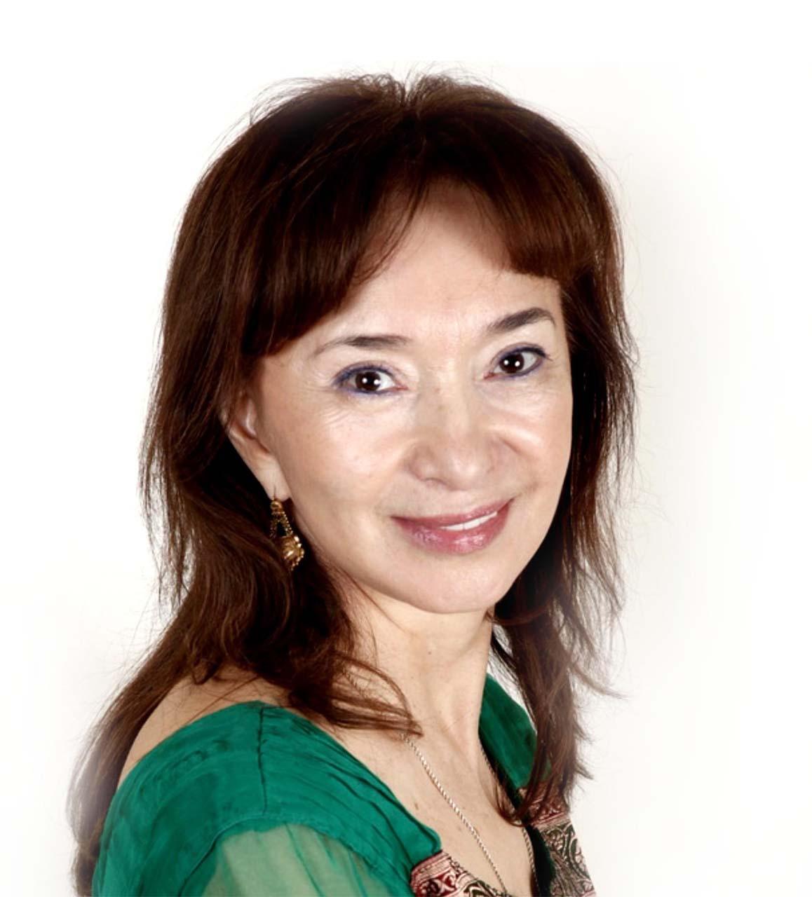 Лола Юсуповна Шарма Ходжаева